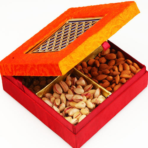 dry fruits diwali gift box